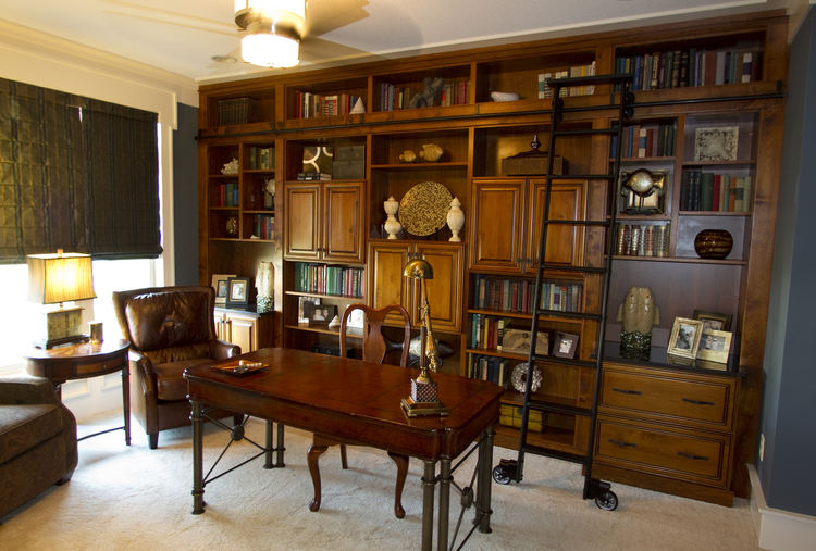working home library office46 home